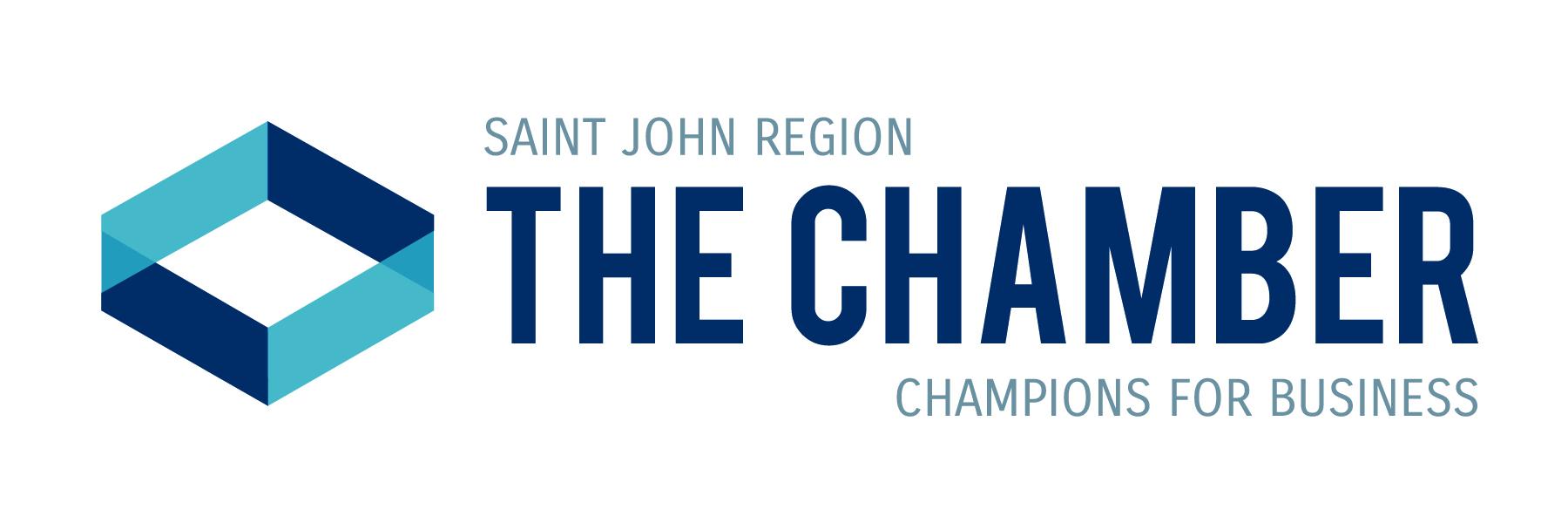 The Saint John Region Chamber of Commerce logo