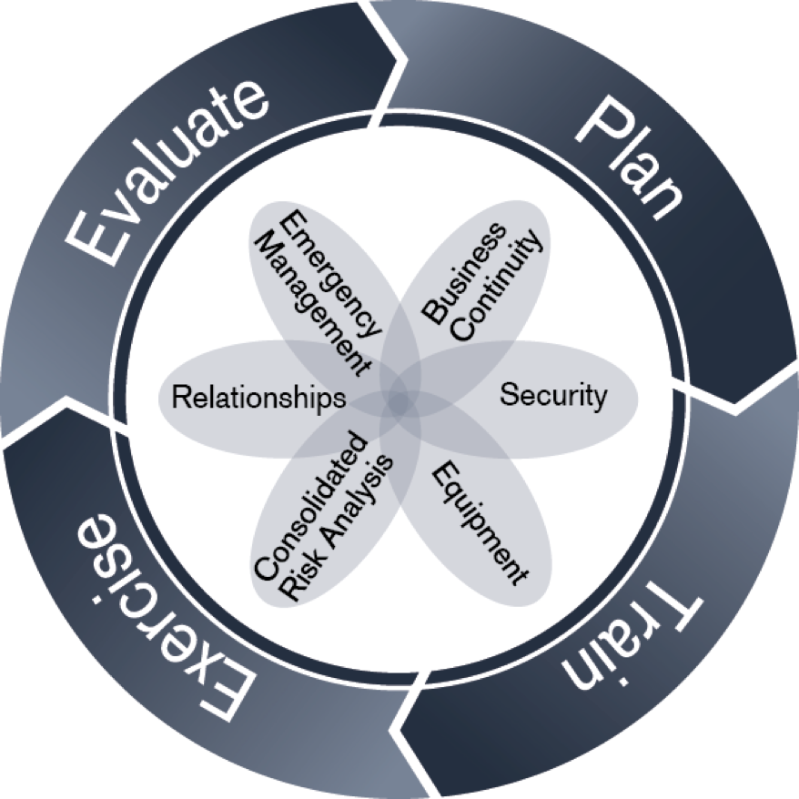 resiliency management process - no background